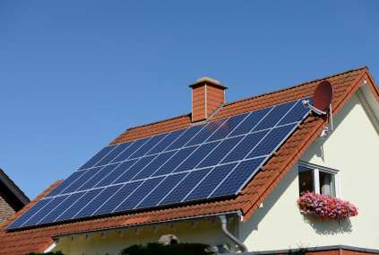 Why clean your solar panels twice a year?