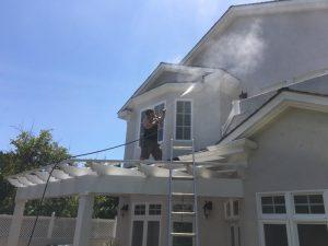 superior-window-cleaning-Pressure washing